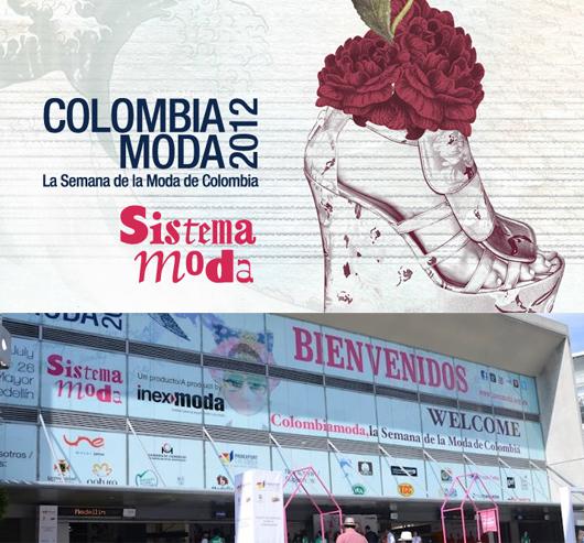 Bienvenidos a ColombiaModa 2012