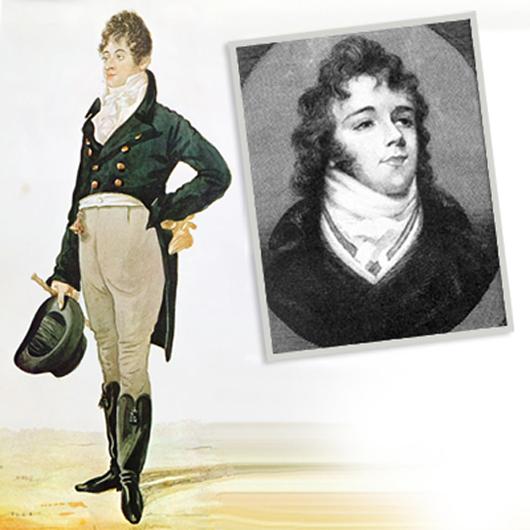 George Bryan Brumell, el primer dandy del mundo