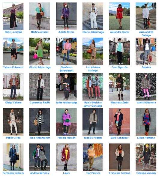 Los looks más destacados de Street Style en Chile