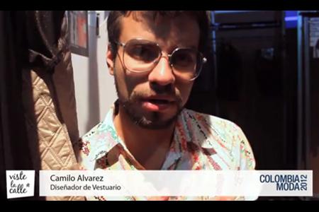 Fashion Report: Camilo Álvarez en ColombiaModa 2012