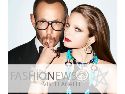 Fashion News: La línea de anteojos de Victoria Beckham, Pink nuevo rostro de Cover Girl y Terry Richardson ahora es modelo