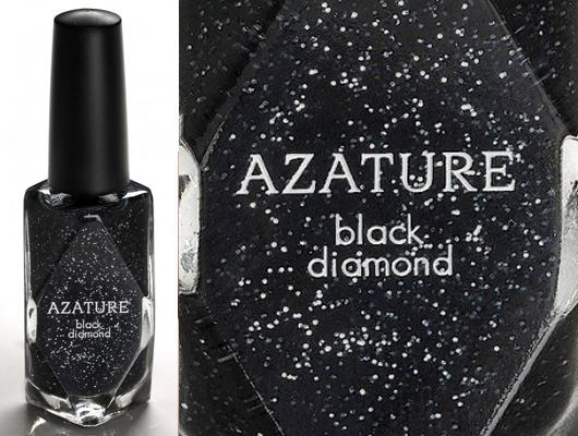 Azature Black Diamond: el esmalte de uñas más caro del mundo