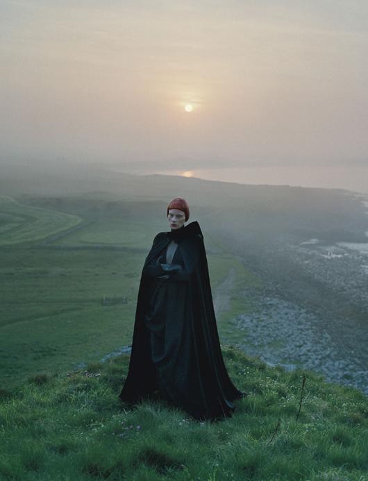 """Dame of Thrones"" por W Magazine"