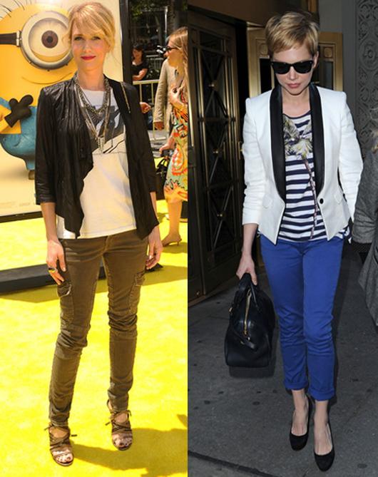 Todos quieren a Michelle Williams y Kristen Wiig