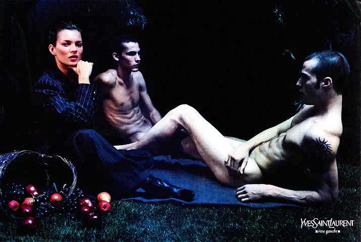Flashback: La renacentista campaña de Yves Saint Laurent para otoño invierno 1999-2000