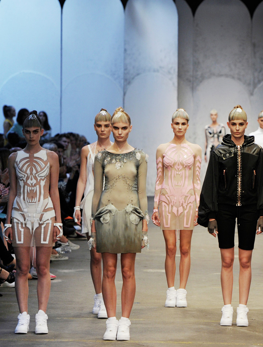 Copenhagen Fashion Week P/V 2013: Primera Parte