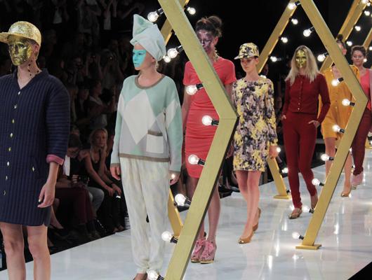 Copenhagen Fashion Week P/V 2013: Segunda Parte
