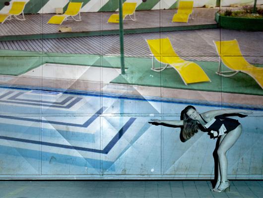 La Joya Design presenta Nadadoras Olímpicas