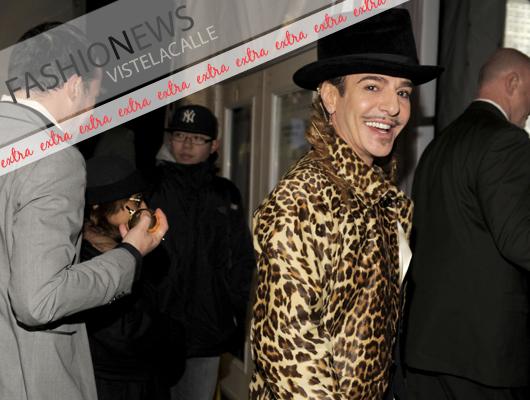 John Galliano pretende demandar a Dior por 15 millones de Euros
