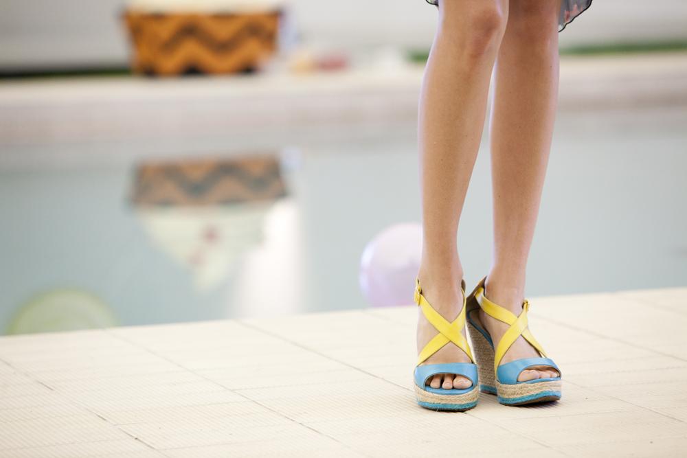 Lanzamiento de la nueva colección de zapatos Gacel