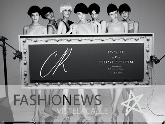 """Fashion News: descuentos en Mo Store, lo nuevo de Esprit y """"CR Fashion Book"""", la nueva revista de Carine Roitfeld"""