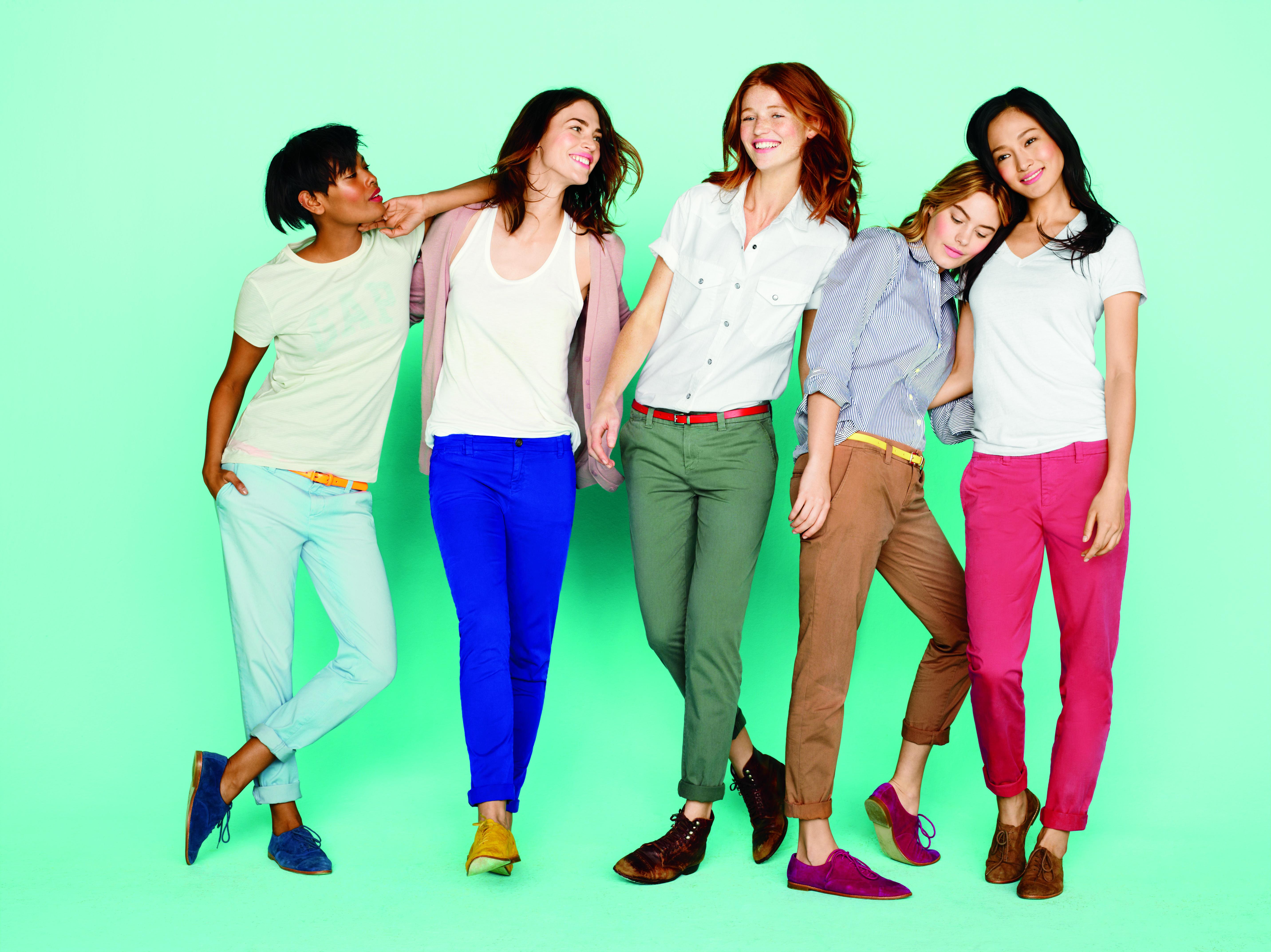 Be Bright, la nueva colección de Gap