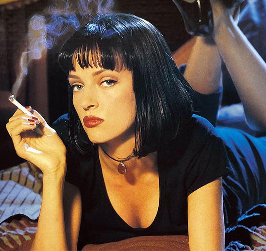 El mítico estilismo de Pulp Fiction