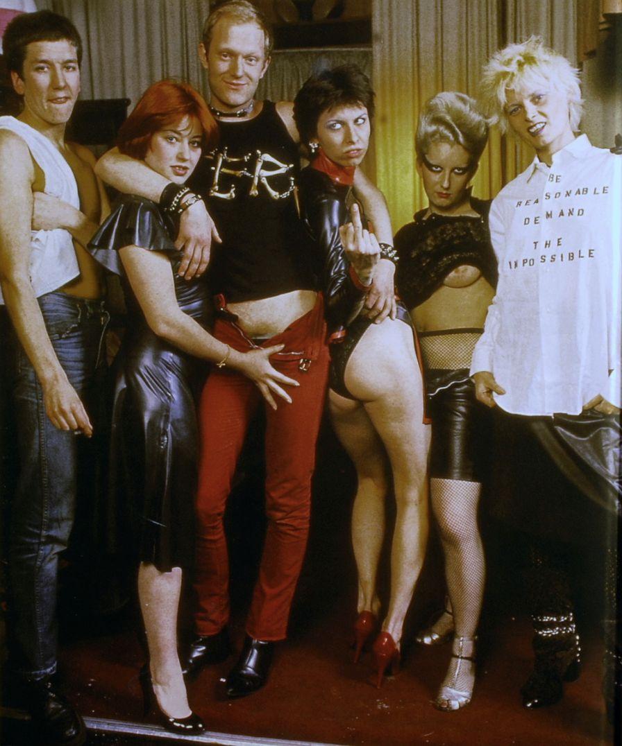 A propósito del punk como tema central de la exhibición MET 2013