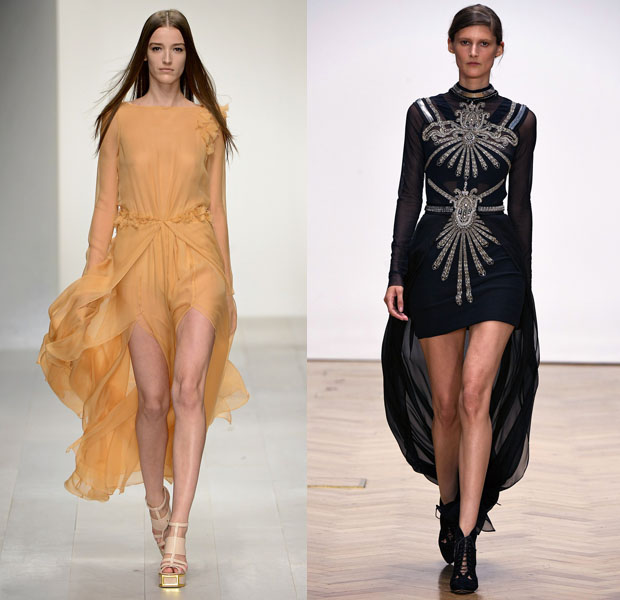 London Fashion Week S/S 2013: Felder Felder y Sass & Bide