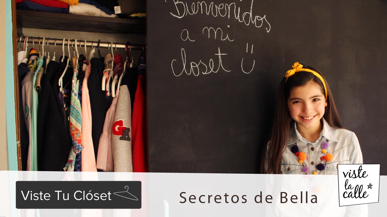 Viste tu Clóset: Isabella Cuevas