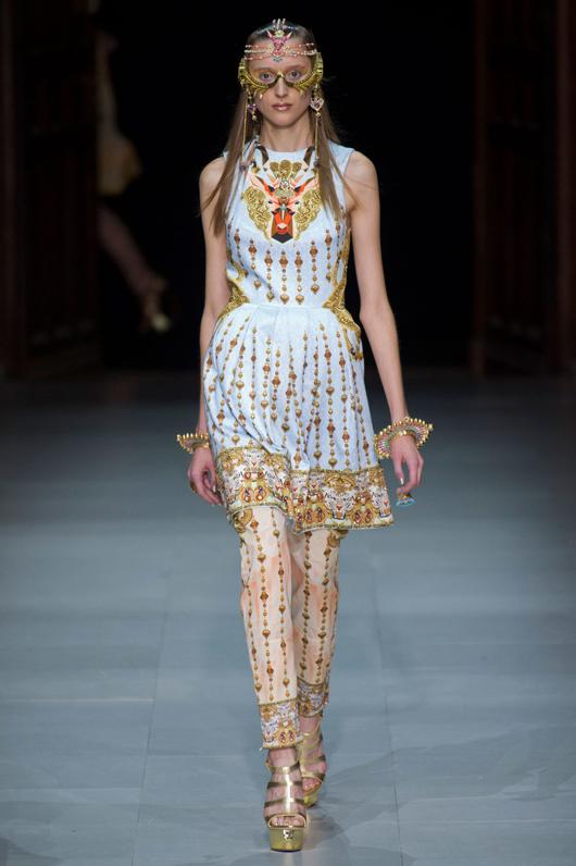 París Fashion Week primavera/verano 2012-2013: Manish Arora