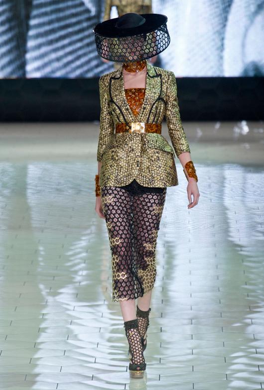 París Fashion Week primavera/verano 2012-2013: Alexander McQueen