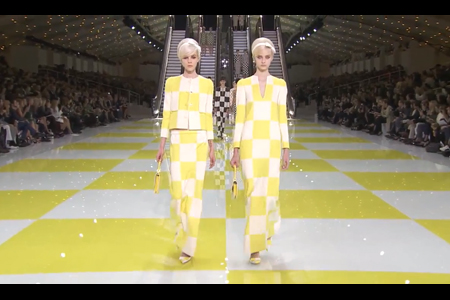 VLC ♥ Louis Vuitton – Paris Fashion Week primavera/verano 2012-2013