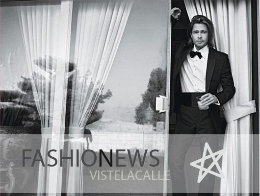 Fashion News: Brad Pitt, el nuevo rostro de Chanel N°5, Rihanna para Victoria's Secret y el vestido de novia de Valentino para Anne Hathaway