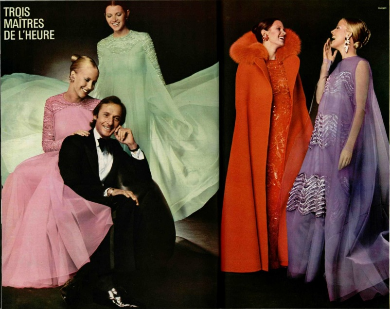 Flashback: Dior por Marc Bohan (1961-1989)