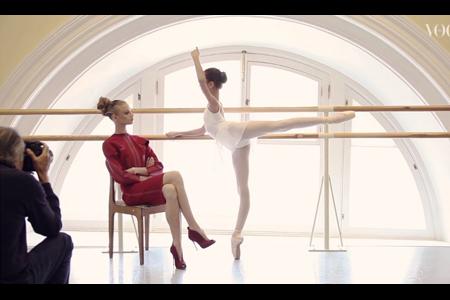 VLC ♥ Patrick Demarchelier para Vogue Russia