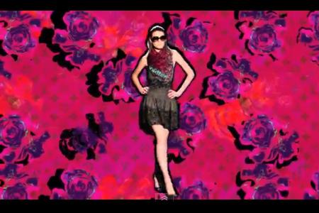 VLC ♥ Stephen Sprouse en Leopard para Louis Vuitton