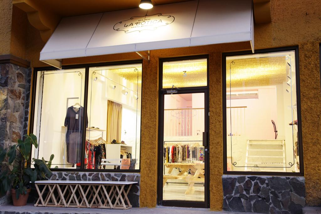 """Fashion Report: Tienda """"La Botica"""" en Panamá"""