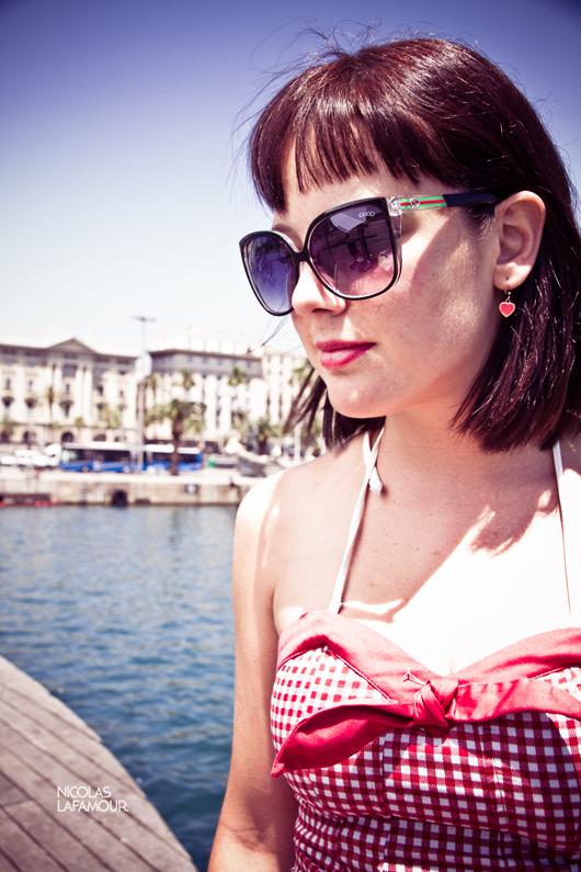 Estudiar Moda en el extranjero: Francisca Emparanza, Estilismo de Moda