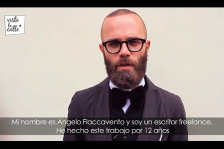 Fashion Report: París Fashion Week con Angelo Flaccavento