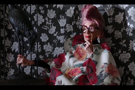 VLC ♥ Iris Apfel por Dazed & Confused
