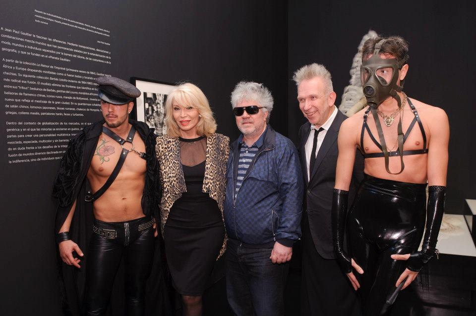 La retrospectiva de Jean Paul Gaultier en Madrid
