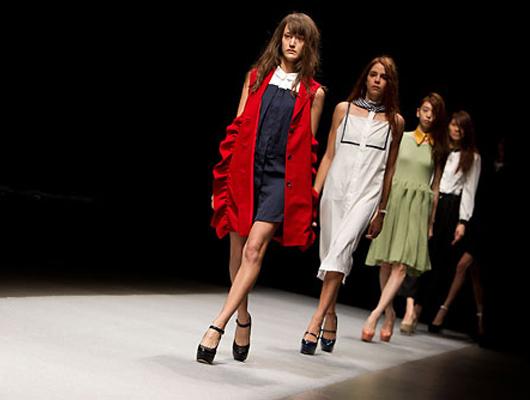 Mercedes-Benz Fashion Week Tokyo: Parte 1