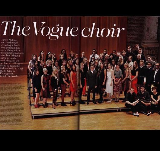 Vogue Choir: el coro más fashion del mundo