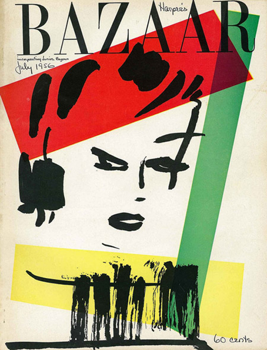 Harper's Bazaar según Alexey Brodovitch