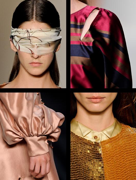 Sao Paulo Fashion Week invierno 2013 – Segunda Parte