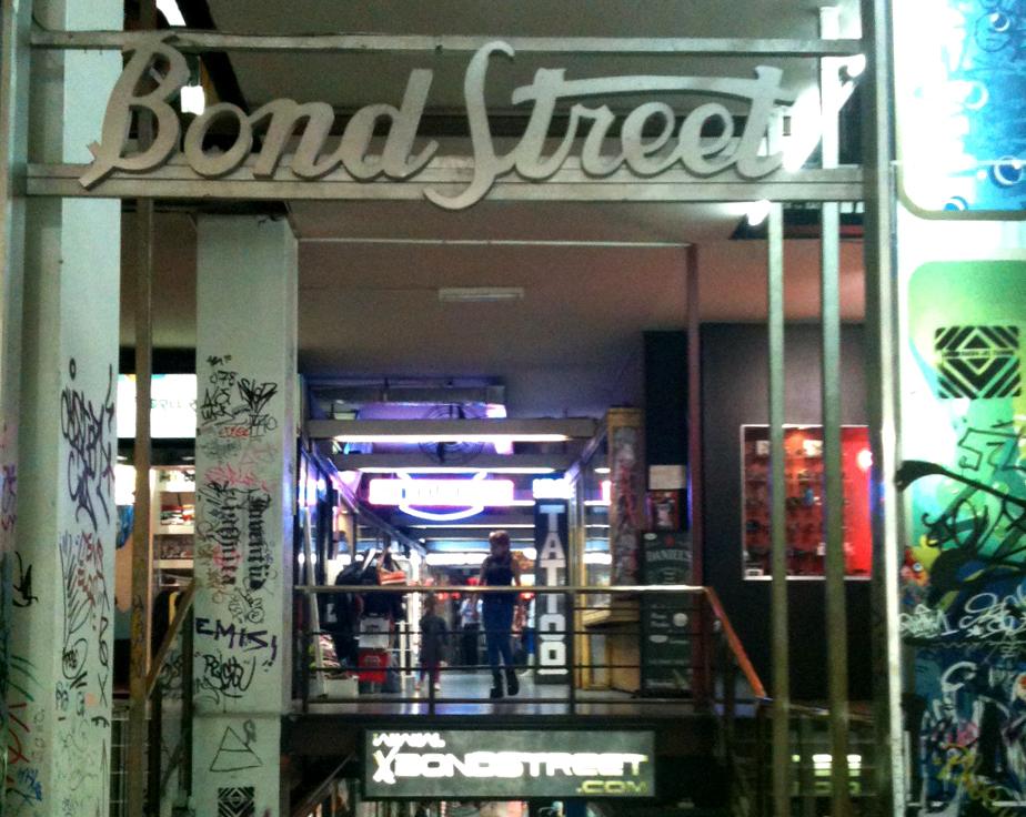 Un clásico de clásicos: Bond Street