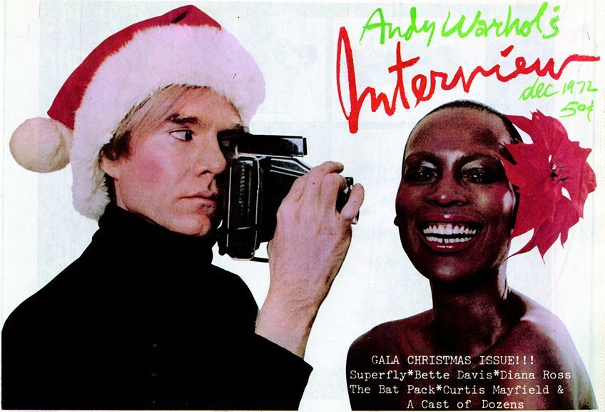 Interview, la revista de Andy Warhol