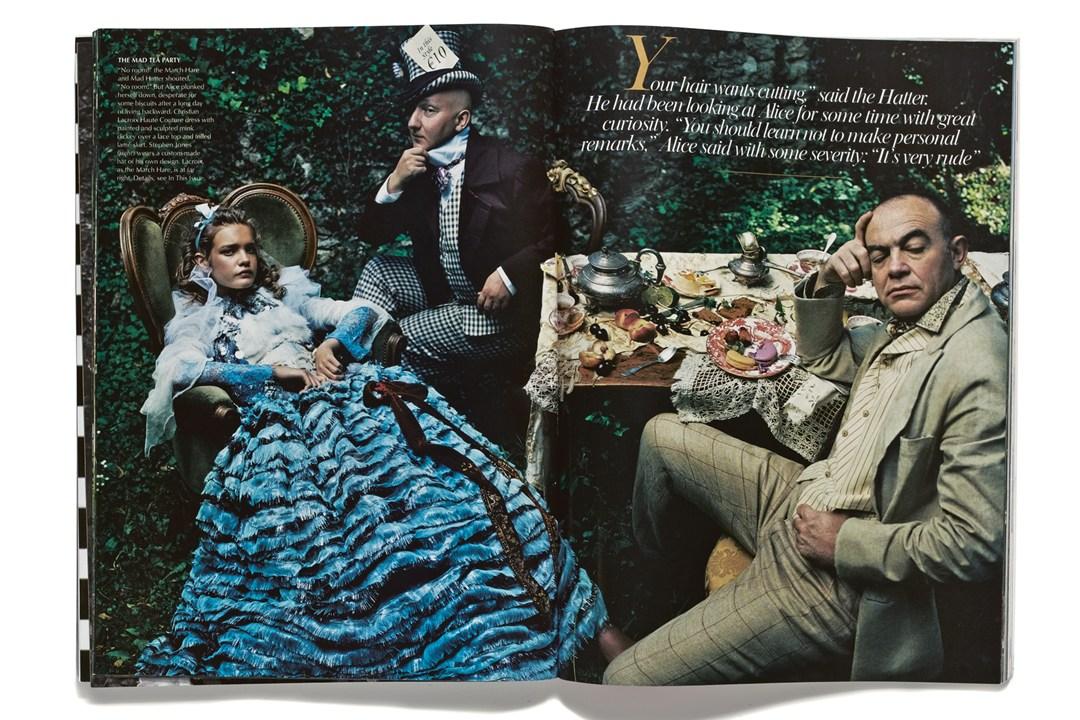 Fotos y extracto del libro de memorias de Grace Coddington