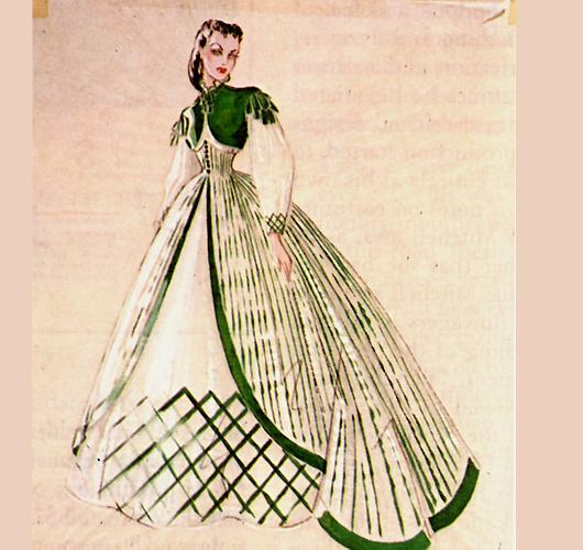 Walter Plunkett: Los inicios del diseño de vestuario cinematográfico