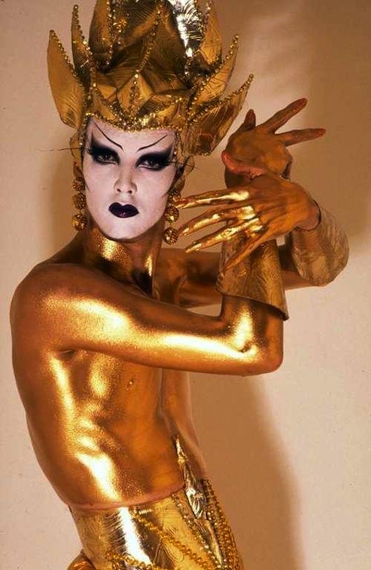Kabuki, el maquillador estrella de la moda