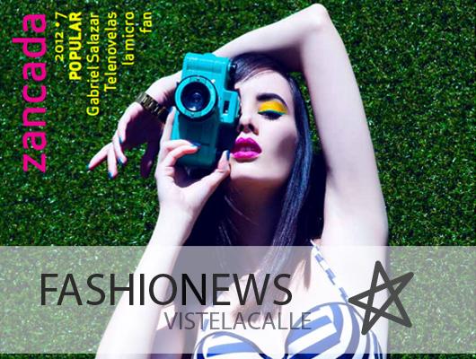 Fashion News: Oscar Ríos es reconocido por su Trayectoria en Diseño por la CNCA, Zancada y su revista online y H&M lanza línea de lujo: & Other Stories