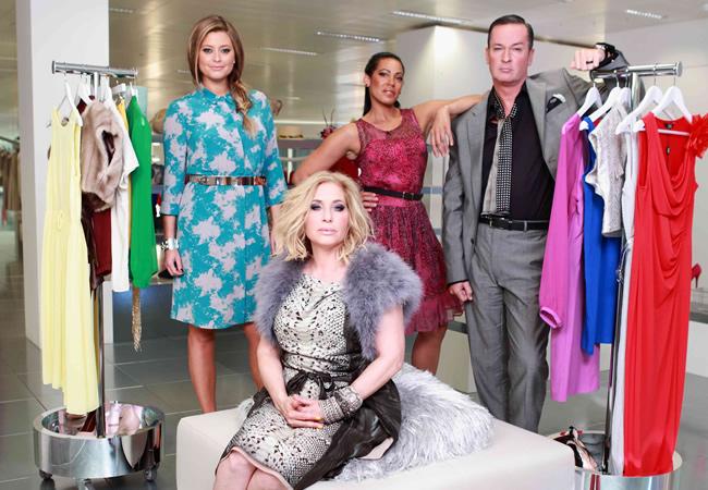 """""""Desafío Fashionista"""" y """"Mi esposo, mi estilista"""": Moda en la televisión"""