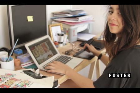 "VLC ♥ ""Foster Yourself"" por Catalinabu"