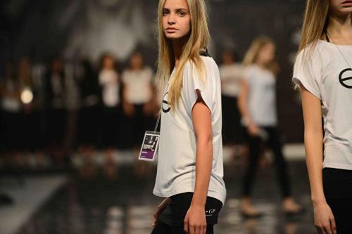 Trinidad de la Noi, la modelo chilena ganadora del 2° lugar del Elite Model Look Internacional