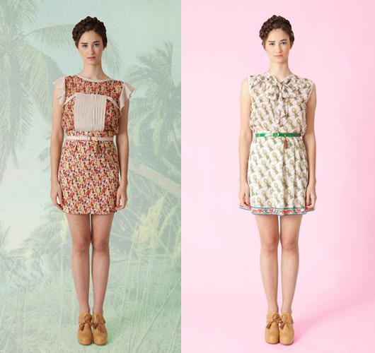 Cecilia Hernández presenta la nueva colección de su marca Talitha