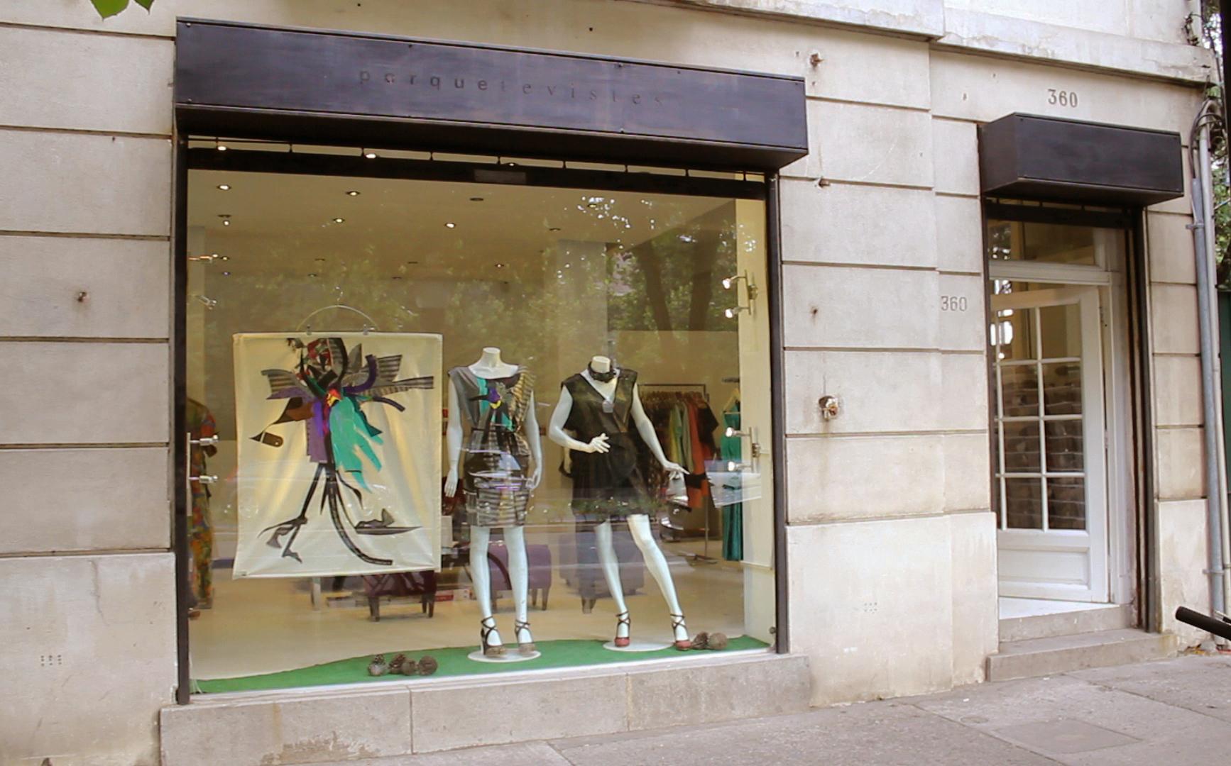 Tiendas de Moda Fashion Report: Porquetevistes