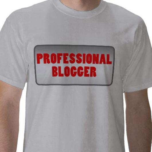 La carrera profesional de blogger, ¿el próximo paso?