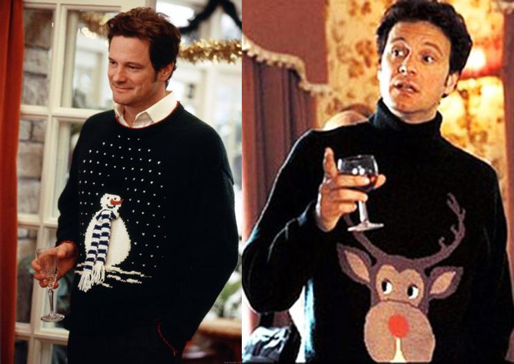 Esos tradicionales chalecos navideños