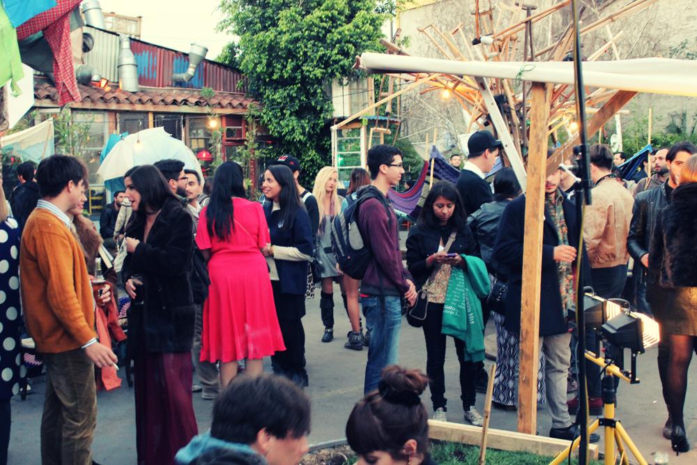 Lanzamiento de RevisteLaCalle 4 en La Jardín